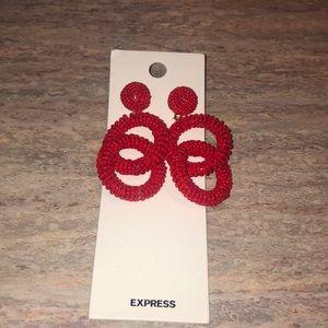 NEW Seed Bead Earrings